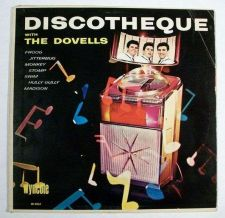 Buy THE DOVELLS ~ Discotheque 1965 Early Rock & Roll LP