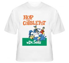 Buy Hop on Cobblepot Dr. Seuss Shirt S to XL