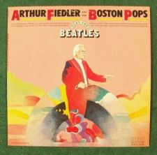 Buy ARTHUR FIEDLER and the Boston Pops ~ PLAY THE BEATLES 1969 Pop LP