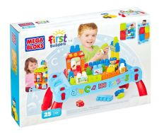 Buy Mega Bloks First Builders Play N Go Table Building Blocks Toy Bundle 100P Set