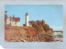 Buy New York Cape Vincent Lighthouse Postcard Tibbets Light lighthouse_box2~758