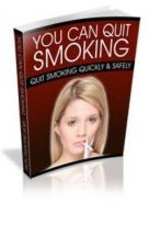 Buy You Can Quit Smoking + 10 Free eBooks With Resell rights ( PDF )