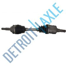 Buy Complete Front Driver Side CV Axle Shaft - w/ ABS- Made in USA