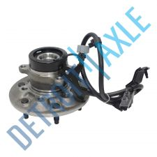Buy NEW Front Passenger Complete Wheel Hub and Bearing Assembly RWD w/ ABS