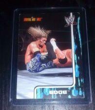 Buy 2002 Fleer Royal Rumble #39 EDGE single Wrestling Card WWE WWF Rare