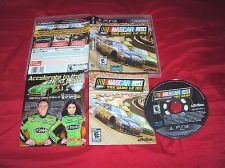 Buy NASCAR THE GAME 2011 PS3 Playstation 3 DISC MANUAL INSERT ART & CASE NEAR MINT