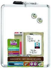 Buy 11x14 Metalix Magnetic Dry Erase Board Whiteboard Marker Office Presentation Dra
