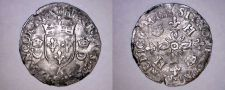 Buy 1552-A French Douzain Aux Crescent World Coin - France Henry II