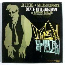 Buy Arthur Miller's DEATH OF A SALESMAN 3-LP Box Theatre Soundtrack / 36-p Booklet