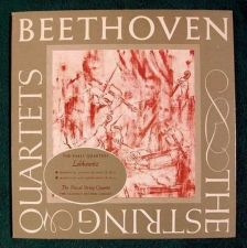 Buy BEETHOVEN ~ The Early Quartets / No. 3 & No. 4 Lobkowitz Pascal LP