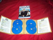 Buy THE OFFICE SEASON THREE 3 DVD 4 DISCS SLIP COVER & DISC ART CASE NEAR MINT