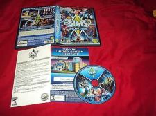 Buy The Sims 3 SHOWTIME LIMITED EDITION PC & MAC DISC MANUAL INSERT ART & CASE NRMNT