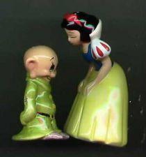 Buy Disney Snow White & Dopey - Salt & Pepper