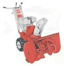 Buy GILSON SNOWTHROWER PARTS MANUAL Set 100pgs for 400 500 1840 2600 55000 series