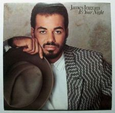"Buy JAMES INGRAM "" It's Your Night "" 1983 R&B LP"