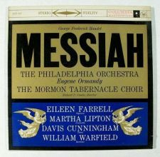 "Buy GEORGE FREDERICK HANDEL ~ "" Messiah "" / Ormandy 2 LP Set"