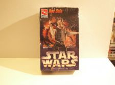 Buy Star Wars Han Solo Model Collector Edition Unopened includes Display Base 1995