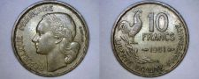 Buy 1951 French 10 Franc World Coin - France