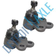 Buy Pair of 2 - NEW Front Driver and Passenger Lower Suspension Ball Joint Set Kit