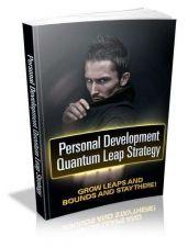 Buy Personal Development Quantum Leap Strategy + 10 Free eBooks PDF