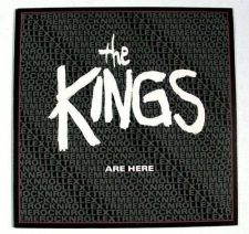 Buy THE KINGS The Kings Are Here 1980 Rock LP Debut