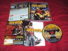 Buy DUKE NUKEM FOREVER Playstation 3 PS3 DISC MANUAL ART & CASE NEA RMINT TO MINT