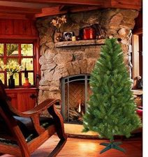 Buy 8ft Christmas Pine Tree Artificial Home Decor Durable Tree Stand BUY NOW
