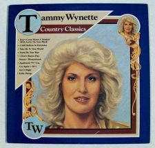 "Buy TAMMY WYNETTE "" Country Classics "" 1982 Country LP"