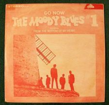 Buy THE MOODY BLUES ~ Go Now / The Moody Blues # 1 Korea Imp. Rock LP