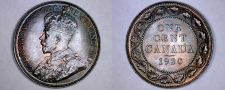 Buy 1920 Canada 1 Large Cent World Coin - Canada