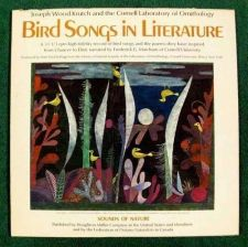 Buy BIRD SONGS IN LITERATURE / Sounds of Nature *** 1967 Hi-Fidelity LP