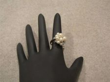 Buy Sarah Coventry Jewelry......Ladies Ring (Evening Cluster) # 438