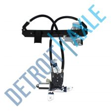 Buy NEW Power Rear Driver Side Window Regulator Assembly with Motor