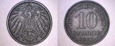 Buy 1921 German 10 Pfennig World Coin - Germany