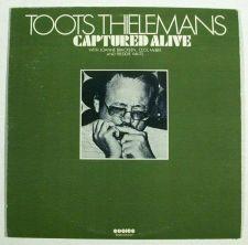 Buy TOOTS THIELEMANS ~ Captured Alive 1974 Jazz LP