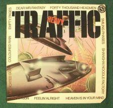 "Buy TRAFFIC "" Heavy Traffic ( Greatest Hits ) "" 1975 Rock LP"