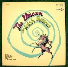 Buy THE IRISH ROVERS ~ The Unicorn 1968 Stereo LP