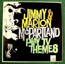 Buy JIMMY & MARION McPARTLAND ~ Play TV Themes Jazz LP