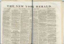 Buy New York New York City Newspaper Title: New York Herald Date: Jan-23-1874~6