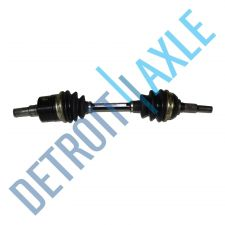 Buy Complete Front Passenger Side CV Axle Shaft - Made in the USA - A.T. w/o ABS