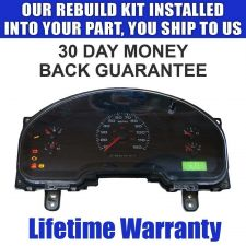 Buy 04 FORD F150 ODOMETER REPAIR SERVICE READ LISTING
