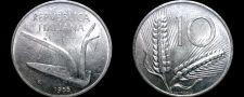 Buy 1955 Italian 10 Lire World Coin - Italy