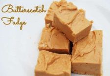 Buy Divine Homemade Butterscotch Vanilla Fudge - Made to Order
