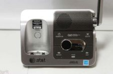 Buy AT T CL82351 main charger base = CORDLESS handset tele PHONE att charging ac dc