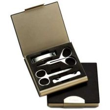 Buy Precision Leather Manicure Kit - Free Personalization