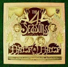 Buy THE FOUR SEASONS ~ Half & Half 1970 Rock LP