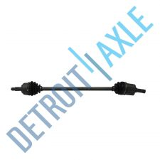 Buy Complete Front Driver Side CV Axle Shaft - w/o ABS - Made in USA