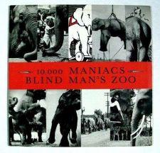 Buy 10,000 MANIACS Blind Man's Zoo 1989 Alternative / Jangle Pop LP