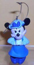 Buy Disney Christmas Carol Minnie Mouse in blue ornament