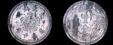 Buy 1943-KT10 Japanese Puppet States Manchukuo 1 Fen World Coin - China - WWII Era